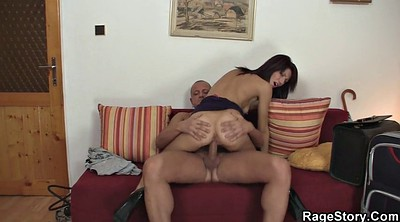 Teen, Rough fuck