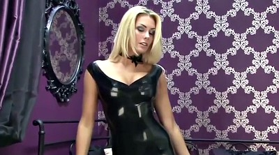 Dress, Latex femdom, Latex dress