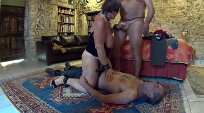 Mature orgy, Mature group