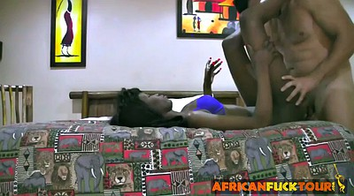 African, Cock stretching