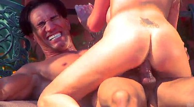 Handjob, Nikki benz, Benz, Outdoors