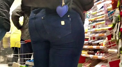 Jeans, Hidden cam, Tight jeans