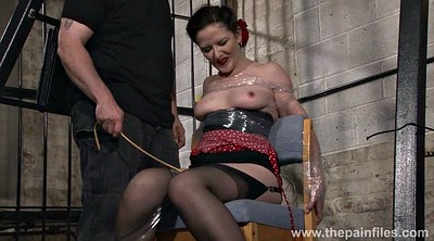 Bdsm, Spanked, Tied