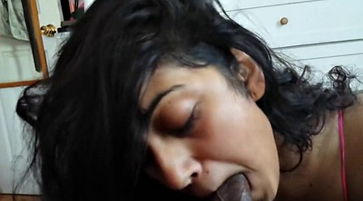 Creampie, Oral creampie, Indian girl