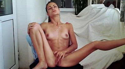 Rubbing, Small girl pussy