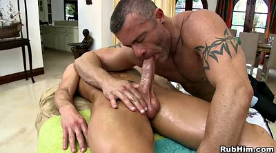 Gay massage, Cock massage