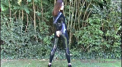 High, Solo latex, Rubber, Olivia