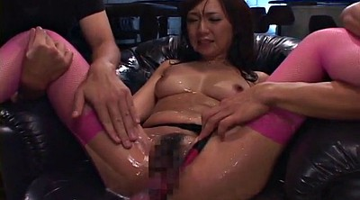 Japanese bondage, Asian face