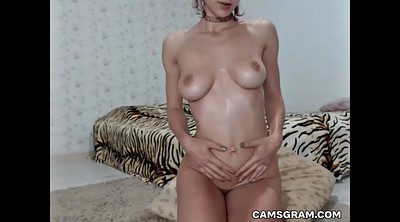 Breast, Breasts, Webcam show, Tramp
