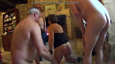 Orgy, Mature orgy, Group mature