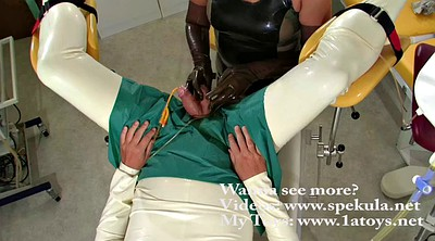 Latex, Office, Doctor sex, Suit