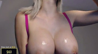 Deepthroat, Big boobs, Dildo deepthroat