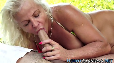 Granny anal, Granny masturbation, Mature outdoor, Mature facial