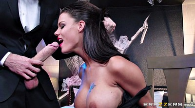 Peta jensen, Sloppy, Red lipstick, Lipstick blowjob, Lipstick