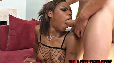 Mary, Interracial anal