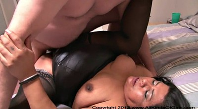 Mexican anal, Bbw anal