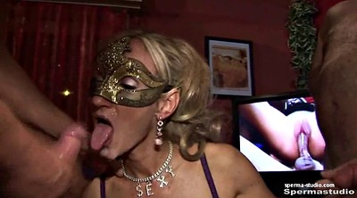 Mouth, Gangbang creampie