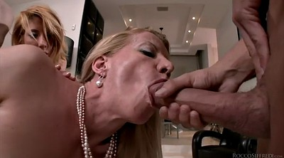Mature anal, Foursome anal, Lara, Italian milf, Old young anal, Young anal
