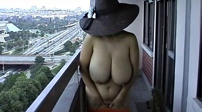 Big tits, Naked public, Strip