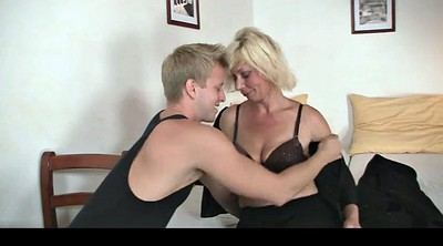 Old woman, Old granny anal