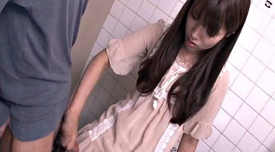 Abuse, Japanese girl, Asian handjob, Abused, Japanese shower, Japanese abuse
