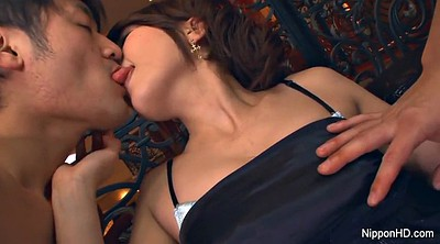 Pussy creampie, Japanese threesome, Japanese pussy, Three, Pussy cumming, Japanese three