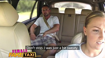 Fake taxi, Massive tits, Female fake taxi, Female
