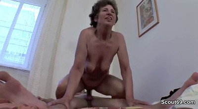 Step mother, Milf anal, Step son, Granny hairy