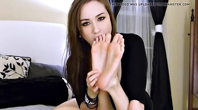 Feet foot, Teen feet