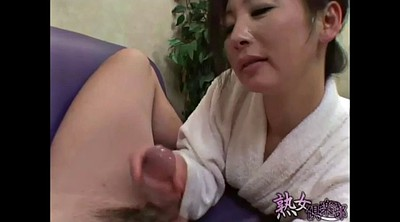 Asian milf, Japanese compilation