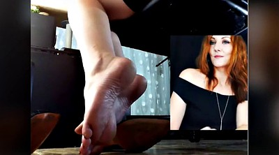Feet, Sounding, Red head