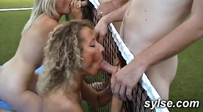 French, Orgy, Group sex orgy