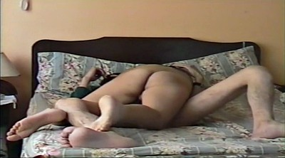 Wife compilation, Hairy wife