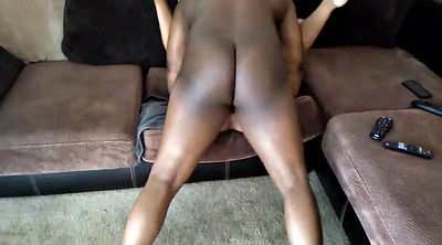 Cheating wife, Wife blacked