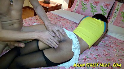 Thai, Feet anal, Thai anal