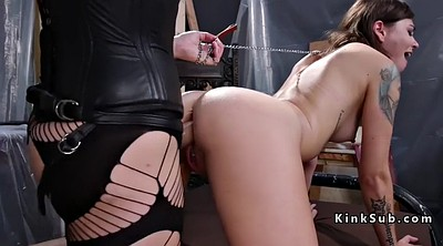 Bdsm anal, Dominatrix