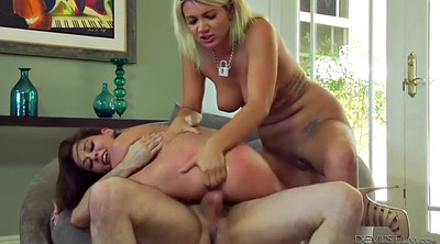 Spank, Wife threesome