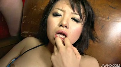 Asian, Orgasm, Pussy licking, Japanese peeing, Hairy pussy orgasm