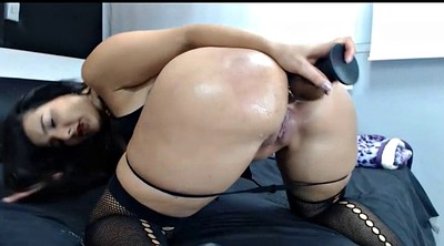 Webcam anal, Rubber