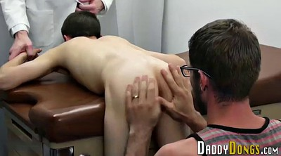 Amateur threesome, Twinks, Stepson