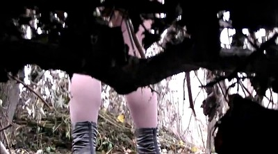 Pissing, Boot, Pissing voyeur, Outdoor piss