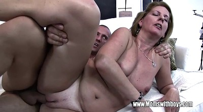 Catch, Cougar anal
