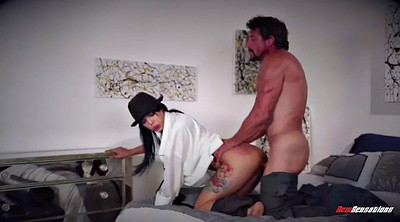 Stepdad, Secret, Latina doggy fucking