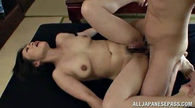 Asian milf, Asian rough