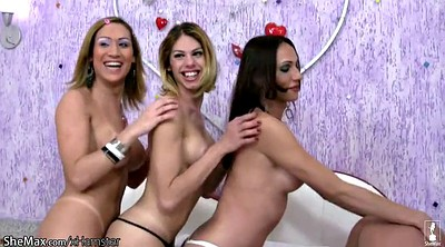 Foursome anal, Anal foursome, Anal gangbang, Shemale gangbang, Cucumber, Anal orgy
