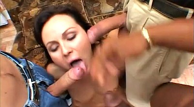 Analized, Group creampie