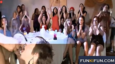 Bachelorette party, Part, Milf cumshot compilation