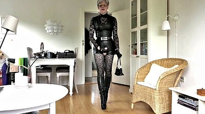 Doll, Gay leather