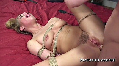 Tied up fuck