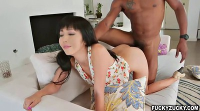 Marica hase, Asian anal